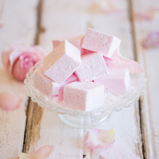 Rosewater Marshmallows Recipe