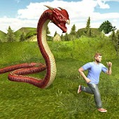 Snake Simulator Anaconda Attack