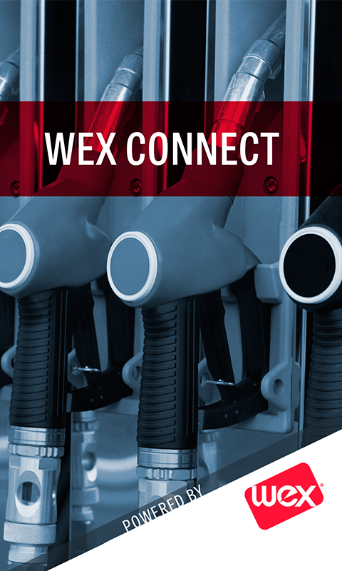 WEX Connect- screenshot