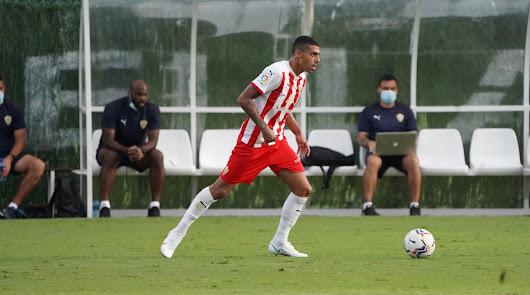Primera victoria del Almería en la era José Gomes