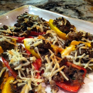 Italian Stuffed Mini-Peppers