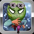 Spider Ninja Run