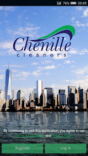 Chenille Dry Cleaners- screenshot thumbnail