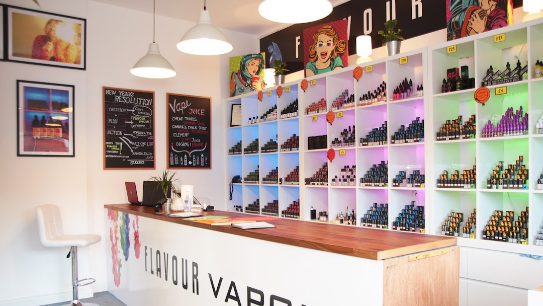 Flavour Vapour Birmingham - Vaporiser Shop in Selly Oak