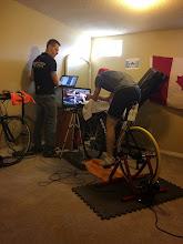 Photo: Bike Testing @ TMT Studio