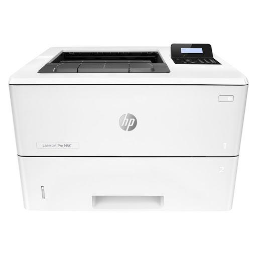 Máy in HP LaserJet Pro M501n - J8H60A