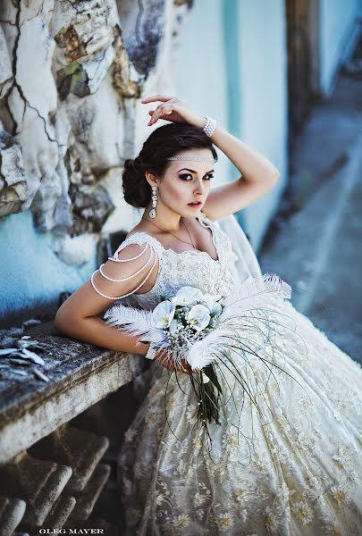 Wedding photographer Oleg Mayer (mayer). Photo of 15.10.2014