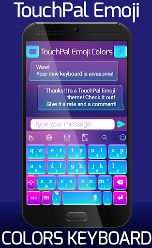 TouchPal Emoji Colors|玩個人化App免費|玩APPs