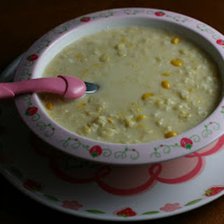 Corn Chowder with PHILADELPHIA Cream Cheese Slow Cooker.