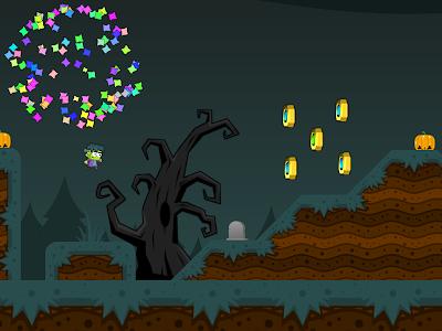 Zombie Graveyard Escape screenshot 1