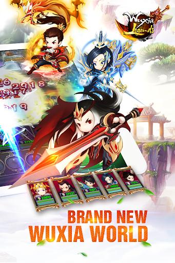 Wuxia Legends - Condor Heroes 1.5.9 screenshots 2