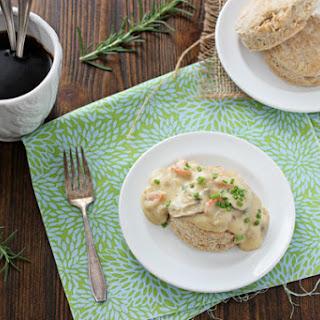 Biscuits and Veggie Gravy