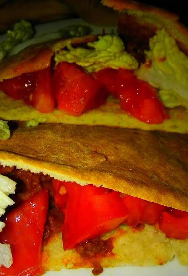 Pita Bok Choy Tacos Gavin's Recipe