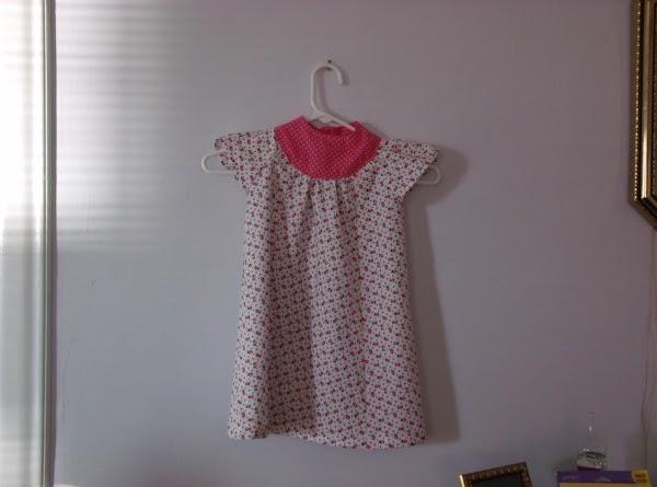 Spring Dress For Granddaughter Recipe