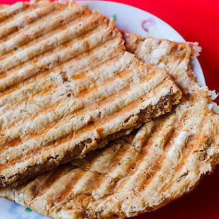Marmite & Cheese Flatbread.