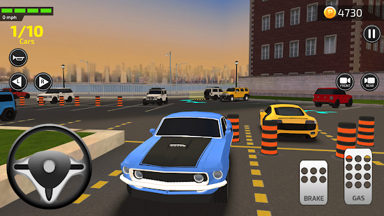 Parking Frenzy 2.0 3D Game- screenshot thumbnail