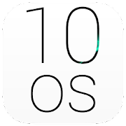 New OS 10 Launcher for IOS 10 - OS 10 theme HD