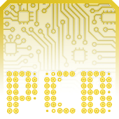 PCB Yellow ⁞ CM13 Theme