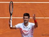Novak Djokovic plaatst zich met twee zeges voor finale in Zadar