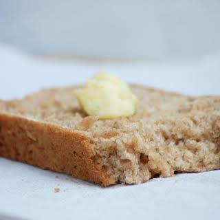 Oatmeal-Wheat Beer Bread.