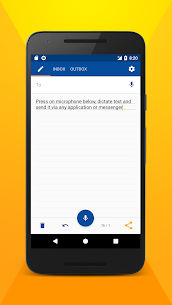 Write SMS by voice 3.3.3-rc1 Mod APK Latest Version 1