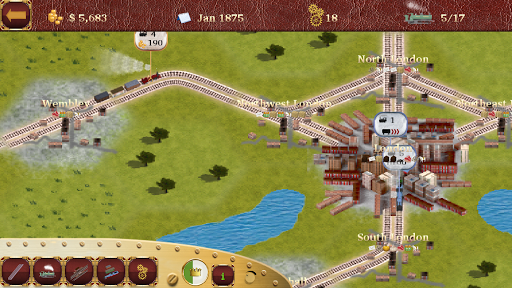 Railroad Manager 3 apkpoly screenshots 6