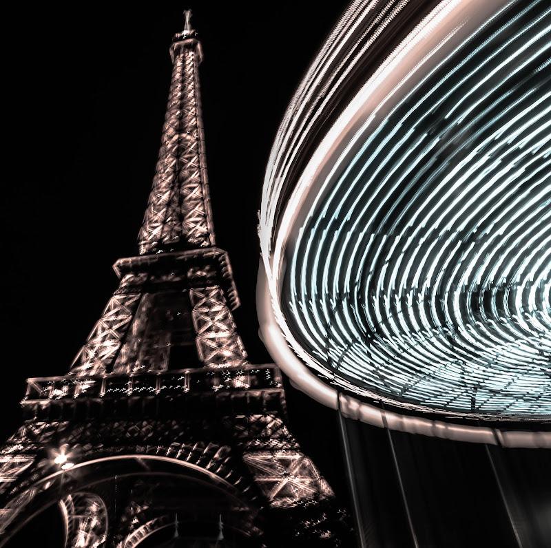 Carosello Eiffel di Damiph
