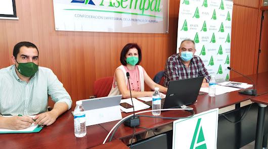 ASAJA confirma la consolidación del pimiento como líder de producción