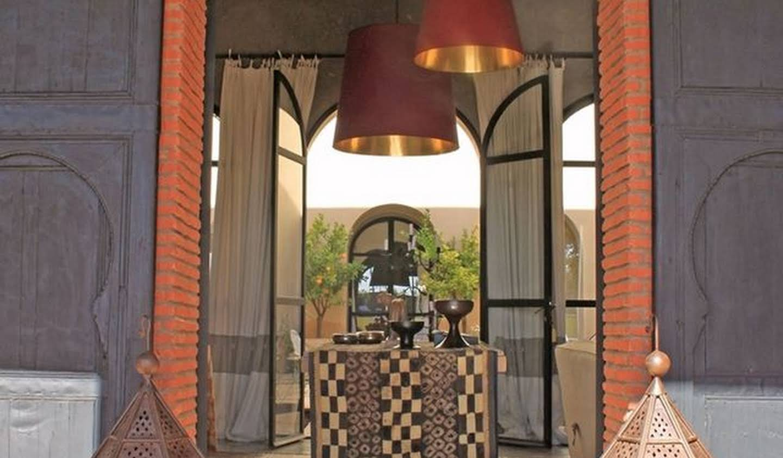 Maison avec piscine Maroc