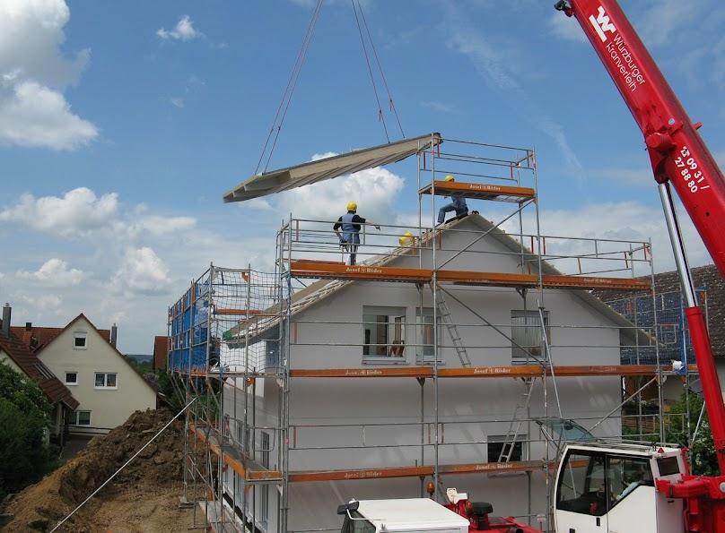 Wykonanie niektórych prac przy budowie własnymi rękami - pozwala zaoszczędzić!