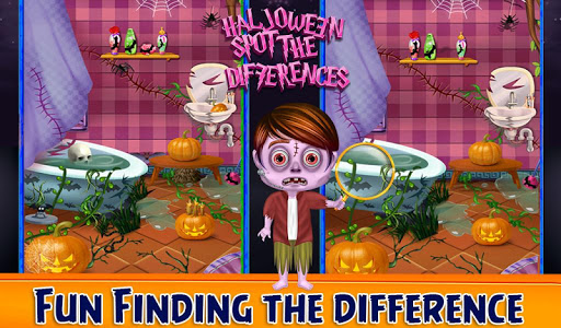 Halloween Spot Differences v1.0.0