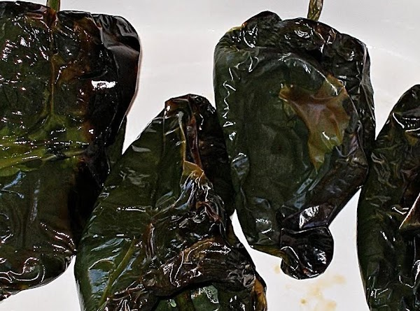 Peppers:  Fry peppers in a  medium pan with lid with oil or lard, until...