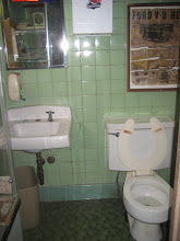 Photo: The original bathroom