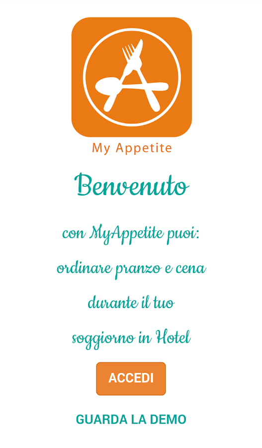 MyAppetite- screenshot