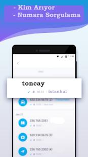 App GTP TR Numara Sorgulama-Kim Arıyor-Arayan kimliği APK for Windows Phone