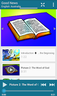 Gospel in Every Language 5fish- screenshot thumbnail