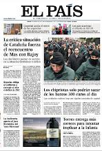 Photo: En la portada de EL PAÍS del jueves 28 de marzo: La crítica situación de Cataluña fuerza el reencuentro de Mas con Rajoy; Los chipriotas solo podrán sacar de los bancos 300 euros al día; Los gais acarician el triunfo en EE UU: http://srv00.epimg.net/pdf/elpais/1aPagina/2013/03/ep-20130328.pdf