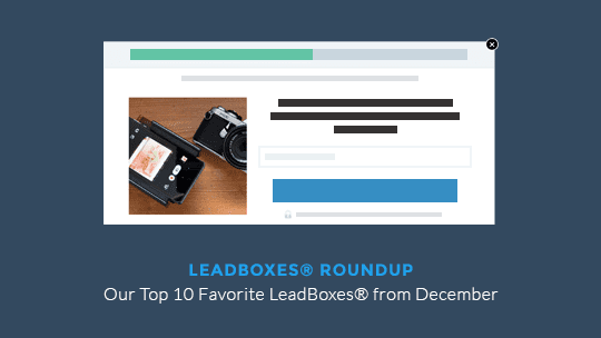 LeadBoxes Roundup December