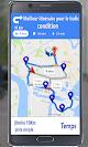 GPS suivi d'itinéraire screenshot - 2