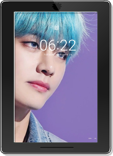 BTS V Kim Taehyung Wallpaper Offline - Best Photos 2.0.1 screenshots 14