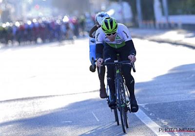Julien Vermote en Jens Debusschere rijden Dwars door Vlaanderen