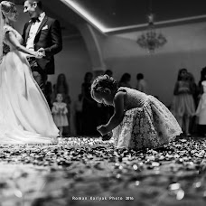 Wedding photographer Roman Karlyak (4Kproduction). Photo of 09.08.2017