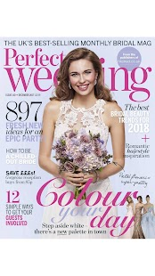 Perfect Wedding Magazine - náhled
