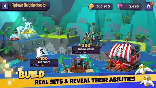 LEGO® Legacy: Heroes Unboxed Mod Apk Download For Android and Iphone 1