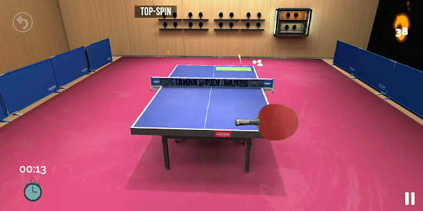 Table Tennis Recrafted: Genesis Edition 2019 4
