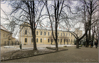 Photo: Str. Bogdan Petriceicu Hadeu, lapidariu - 2018.01.13