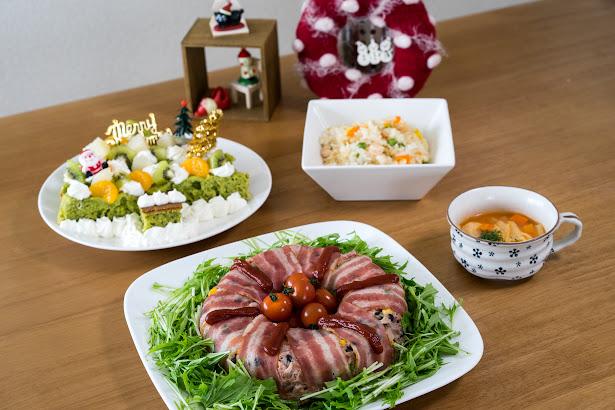 黒千石レシピ:No.12 クリスマス特別編