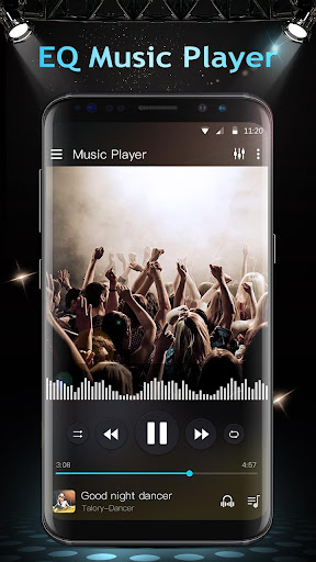 Music Player - Audio Player with Sound Changer 1.7.2 gameplay | AndroidFC 2