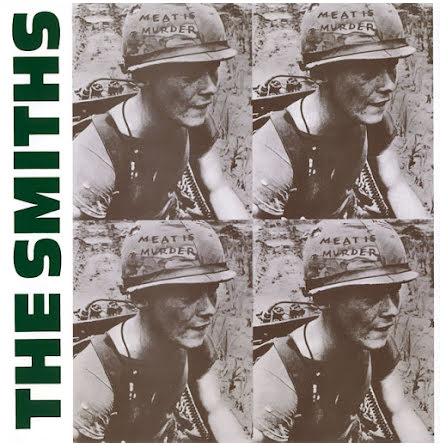LP - The Smiths - Meat Is Murder