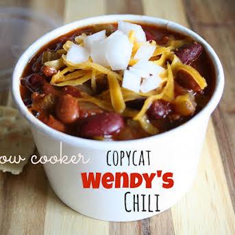 10 Best Copycat Chili Recipes Yummly